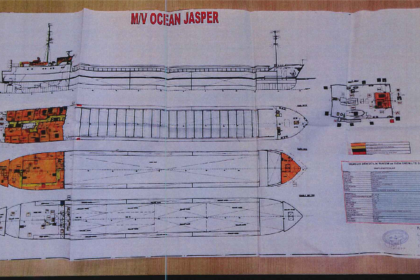 Bretagne - Brest (29200) - Vente aux enchères publiques du navire OCEAN JASPER