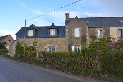 Vente adjudication maisons d'habitation Cléder 29233 Bretagne